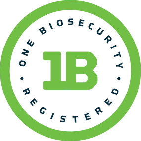 1Biosecurity logo